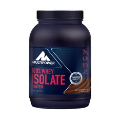 Multipower Whey Isolate Protein im Test Gym Supplements, 100 Whey, Whey Protein Isolate, French Vanilla, Fett, Fitness, The 100, Health, Ebay