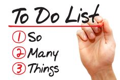 Time saving tips for the busy music artist who can't afford to hire others