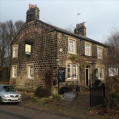 The Railway pub, Rodley, West Yorkshire - Nov Typical British, British Pub, Welcome To Yorkshire, Nov 2016, West Yorkshire, Leeds, Carpets, The Past, Cabin
