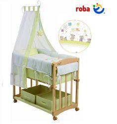 Multifunkčná postieľka BABY ROBA 4 in 1 - SCONTO NÁBYTOK
