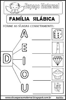alfabetização Preschool Writing, Preschool Learning Activities, Learn To Read Kindergarten, Diy Projects For Men, Spanish Lessons, Math Worksheets, Gabriel, Literacy, Homeschool