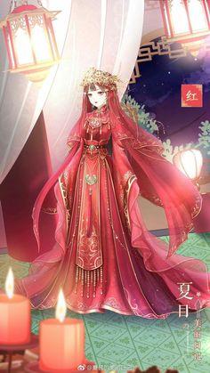 Romantic Diary - Chinese Wedding Hanfu Dress