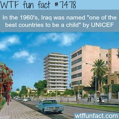 Iraq, best place to be a child? History - FACTS