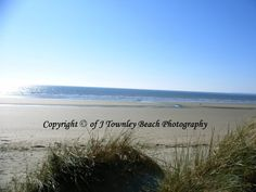 Beach picture. Welsh beach photograph. Sand by Beachpictures, $6.75