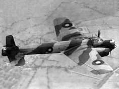 Armstrong Whitworth A.W.38 Whitley