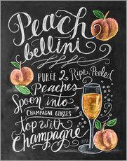 Peach-Bellini-Rezept