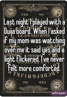 Ouija Board Experience Stories Essays - image 3