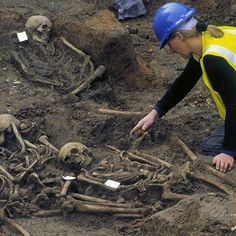Archaeologists who discovered thousands of skeletons in medieval mass graves in London's East End believe many were the victims of a 13th Century volcanic eruption on the other side of the world. The skeletons were uncovered next to Spitalfields Market when the new Spital Square development was started 20 years ago. Experts believed for years they were plague victims—but radiocarbon dating didn't add up.