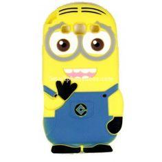 Ben jij ook helemaal in love met die verschrikkelijk leuke #Minions uit de film #Despicable Me? Dan is dit Galaxy S3 Minions Hoesje uit Despicable Me zeker wat voor jou! #SamsungGalaxyS3 #Smartphonehoes
