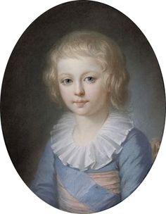 Tea at Trianon: Louis XVII