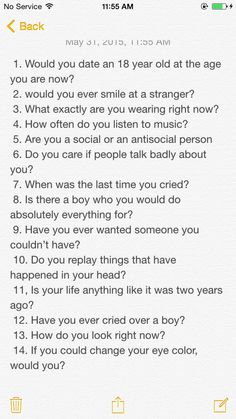 Ask me these numbers, comment down below! (Or above if you use that one browser)