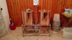 Vendo impianto birra 50 litri elettrico