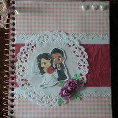 Caderno noivo