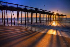 "travelthisworld: "" Ocean City Pier, Ocean City, Maryland, USA """