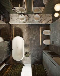 Stunning bathroom !