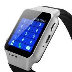 ZGPAX S39 Smart Phone Watch - MTK6269, Quad Band, 1.54 Inch 240x240 Capacitive Touch Screen, Bluetooth, GSM 850/900/1800/1900 - Mobile Shop