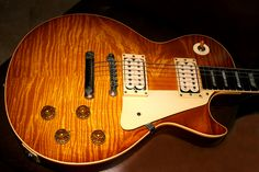 chambering in les paul 2005 faded standard - Google Search