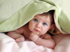 baby blue eyes :)