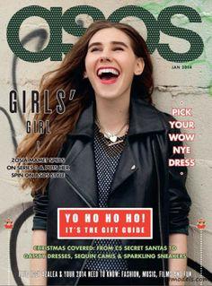 Zosia Mamet for ASOS Magazine (January 2014) - http://qpmodels.com/celebrity/zosia-mamet/4773-zosia-mamet-for-asos-magazine-january-2014.html
