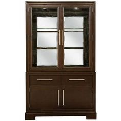Legacy Classic Forum China Cabinet - Chinas - Accessories by Dining Rooms Outlet Hudson Furniture, Home Furniture, Cabinets For Sale, Sarasota Florida, Cabinet Drawers, Classic, China Cabinets, Interior, Modern
