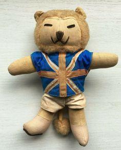 1966 World Cup, Teddy Bear, Toys, Animals, Activity Toys, Animales, Animaux, Clearance Toys, Teddy Bears
