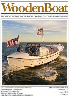 Following an extensive restoration in 2009, the CG36500 was featured in the Jan/Feb 2010 issue of Wooden Boat. Reprints of this article are available from: http://www.woodenboatstore.com/product/WoodenBoat_magazine_Issue_212_DIGITAL/woodenboat_211-current  For more information about the CG36500 visit CG36500.org