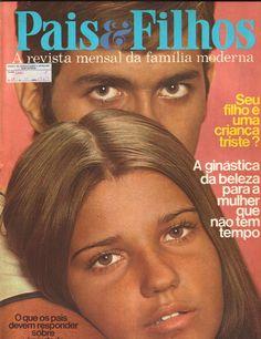 Manchete revista PAIS & FILHOS  amava ler esta revista mesmo ainda sendo filho kkkkkkkkkkkkkkk
