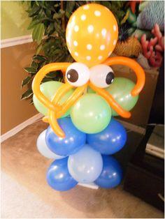 Octonaut's Birthday Party Ideas   Photo 1 of 29   Catch My Party