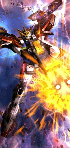 Gundam Digital Art Works Part 2 Gundam Wing, Gundam Art, Gundam Wallpapers, Gundam Mobile Suit, Gundam Seed, Japanese Anime Series, New Gods, Mecha Anime, Fantasy Movies