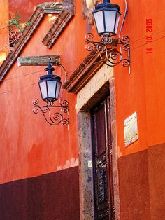 San Miguel Allende Mexico by RebecaAR, via Flickr