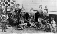 Old Siam/Thailand Pics