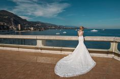 Wedding Dress Nicole - Collection ALESSANDRARINAUDO BERENICE ARAB17609 2017