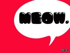 Meow. 1024x768 (4:3)