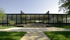 Crown Hall / chicago / usa / ludwig mies van der rohe / 1956