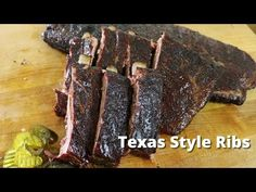 Texas Style Ribs | BBQ Pork Rib Recipe