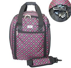 aed4dfbb1228 BoardingBlue New Spirit Airlines 1-for-2 Personal Item Under Seat Pink  Spirit Airlines
