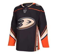 Extra Off Coupon So Cheap Adidas Anaheim Ducks Nhl Men s Climalite  Authentic Team Hockey Jersey 378db25d4