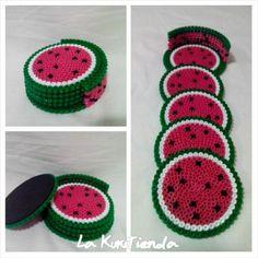 Hoy os traemos estos posavasos realizados en hama beads Del Capitan America De Linterna verde Spiderman. Y dejando a un ...
