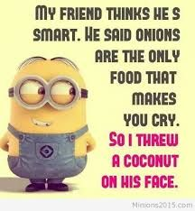 Image result for minion quotes funny