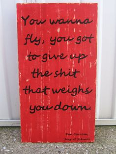 Toni Morrison Quote Distressed Shabby Chic  by scroungyscrapsprims
