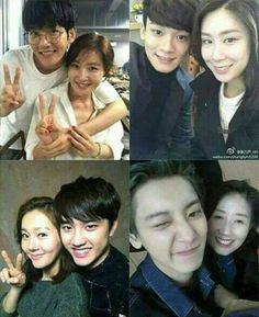 Exo member mommy♡(^ε^ )♡ Kyungsoo, Chanyeol, Exo Ot12, Kaisoo, Chanbaek, Luhan And Kris, Exo Album, Exo Group, Exo Lockscreen