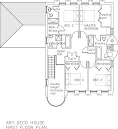 house plans list Art deco homes house plans custom homes,home ...