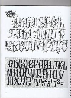 Cursive Fonts Alphabet, Tattoo Lettering Alphabet, Tattoo Lettering Design, Lettering Guide, Graffiti Lettering Fonts, Chicano Tattoos Lettering, Graffiti Alphabet Styles, Graffiti Text, Letras Tattoo
