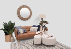 Tailored Space is an Interior Design company specialising in Property Styling & Furniture Hire within the Gold Coast, Byron Bay & Tweed Heads. Interior Design Companies, Byron Bay, Gold Coast, Interior Styling, Ottoman, Bohemian, Couch, Website, Chair