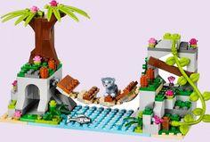 LEGO Friends Rettung auf der Dschungelbrücke #mytest, #LEGO, #LEGOFRIENDS