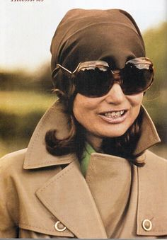 Jacqueline Kennedy in the 60's