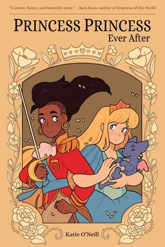 I've loved princess stories ever since I was a little kid. However, being a fat, queer Latina, I often had a hard time seeing myself in these stories that I loved so much. That's where Katie O'Neill and her comic Princess Princess Ever After comes in. Ever After, Oni Press, Princess Stories, Online Comics, Arts Award, Lectures, Comic Art, Comic Books, Childrens Books