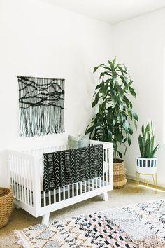 Sullivans Modern-Boho Nursery