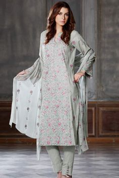 BAREEZE FALL WINTER DRESSES COLLECTION 2015 - Pakistani fashion dresses - Fashion in Pakistan | Maram Fashions