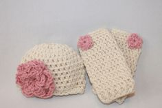 Crochet Newborn Hat Crochet Infant Hat Baby by MyStitchInTime. Every creation is beautiful!
